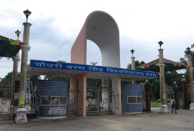 chaudhary-charan-singh-university-contact-detail