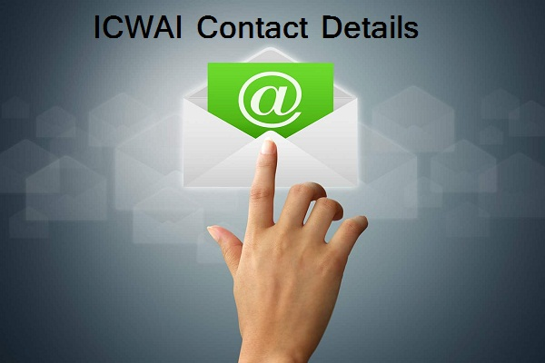 ICMAI Contact Details