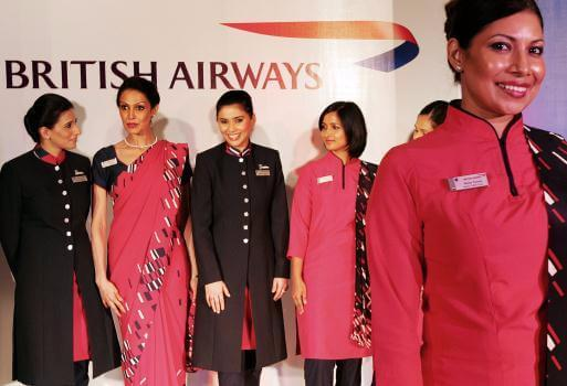 British Airways India