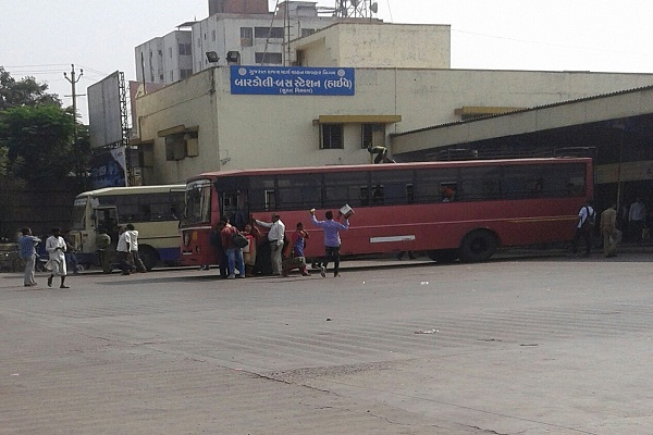 Bardoli Bus Stand Contact Detail