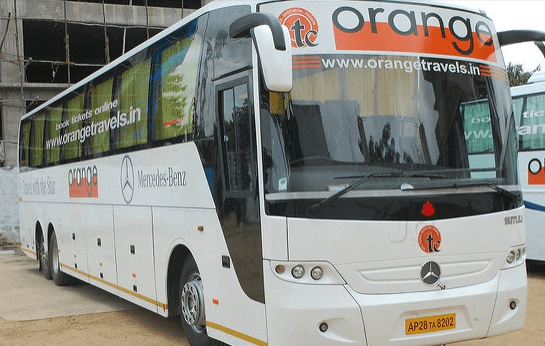 Orange Tours And Travels Contact Number