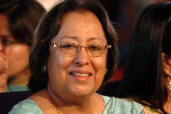 Dr. Najma Akbarali Heptulla