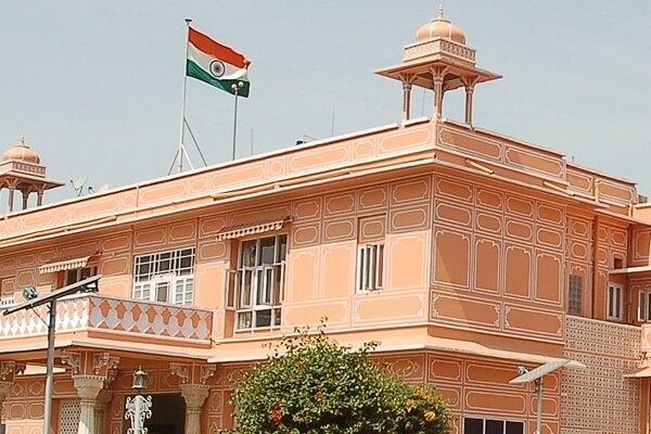 Raj Bhavan, Rajasthan