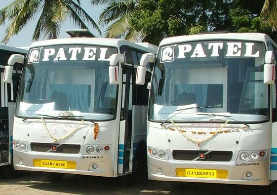 Gujarat Tours And Travels Bus