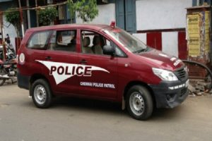 Chennai Police Contact Number