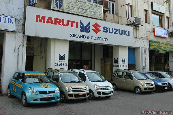 Maruti Suzuki Customer Care Email Address