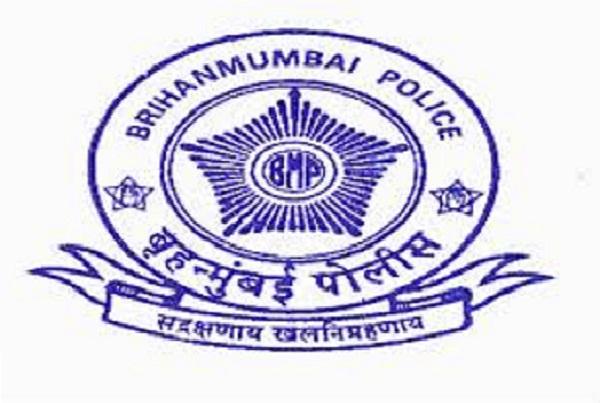 Logo of Mumbai Police