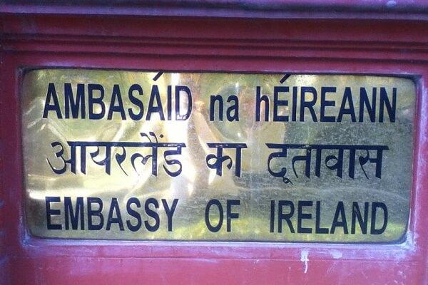 Irish Embassy in New Delhi