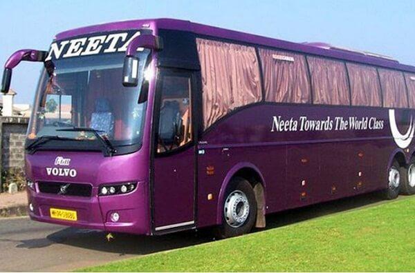Neeta Travels Kolhapur Contact Number