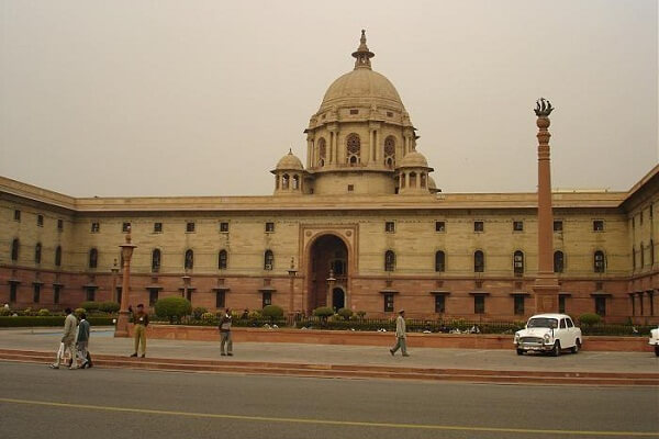 South Block New Delhi