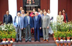Armenian Embassy in New Delhi