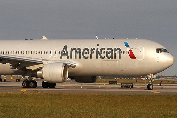 american airlines toll free number india
