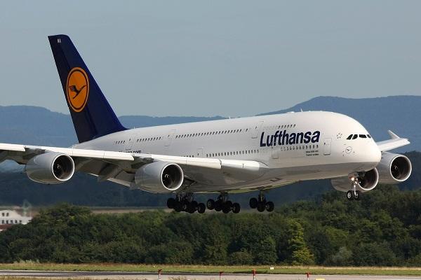 Lufthansa India Contact Details