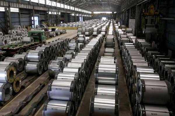 Jindal Steel Plant