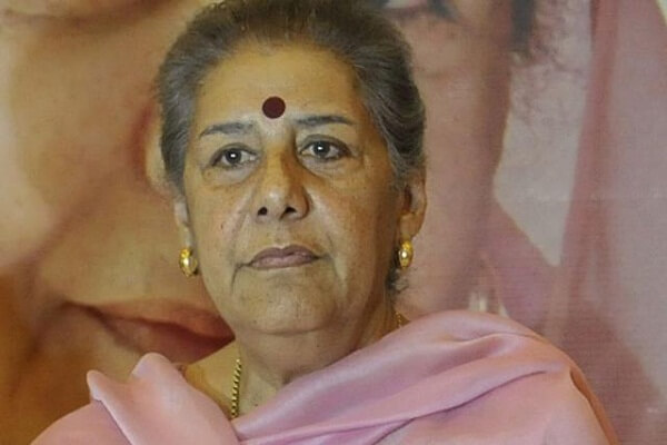 Ambika Soni Contact Details