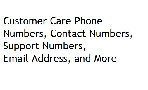 Toll Free Numbers, Contact Numbers and More