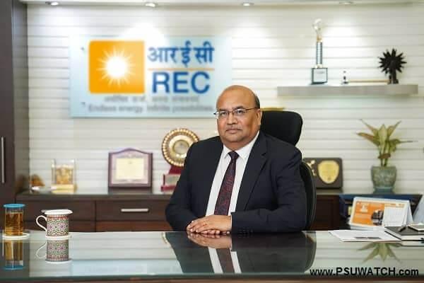 REC India Office